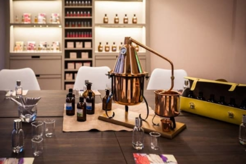 atelier creation de parfum pour un evjf a paris