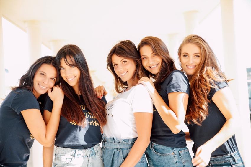seance photo evjf entre copines a paris mode et glamour