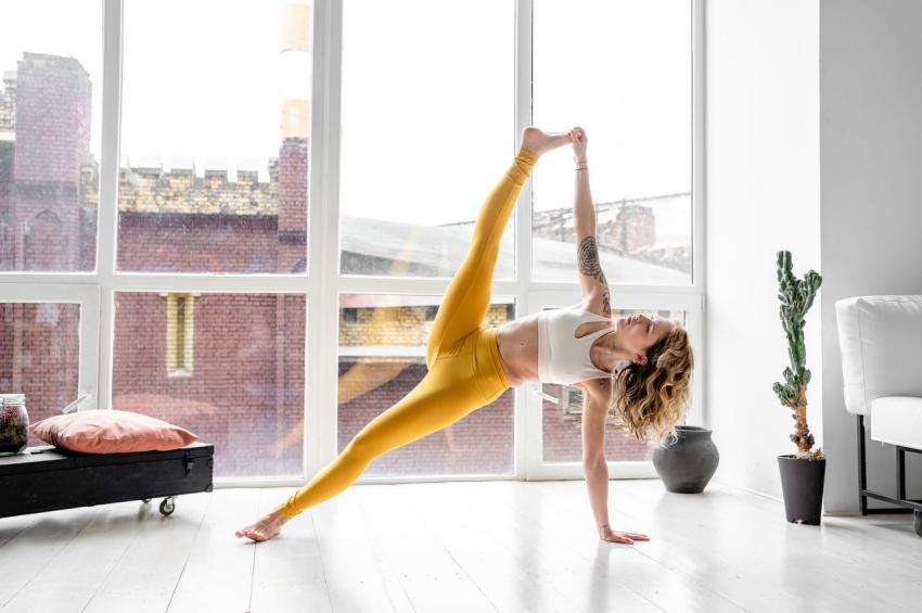 cours de yoga evjf paris